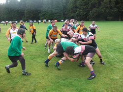 Golden Oldies Rugby Challenge